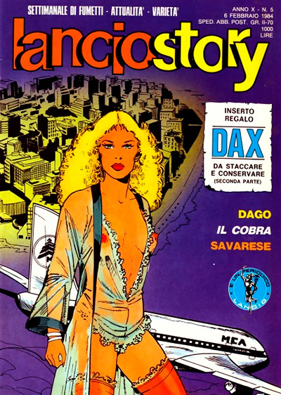 DAX Comics